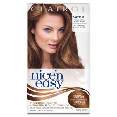 Clairol® Nice 'n Easy Permanent Hair Color 5W/118B Natural Medium Caramel Brown