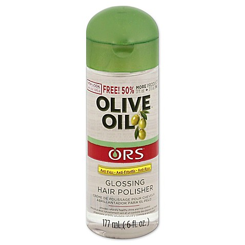 Organic Root Stimulator 6 Oz Olive Oil Hair Polisher