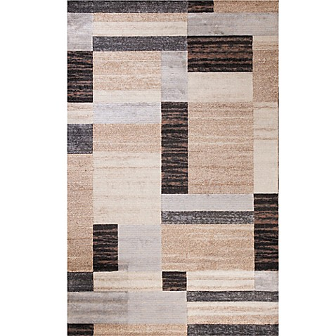 Concord global matrix city blocks area rug in beige www for P s furniture concord vt