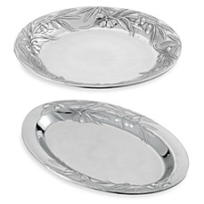 Wilton Armetale Olives Trays