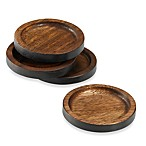 Noritake® Kona Wood Coasters (Set of 4)