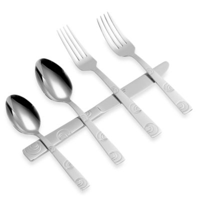 Reed & Barton® Omni 45-Piece Flatware Set