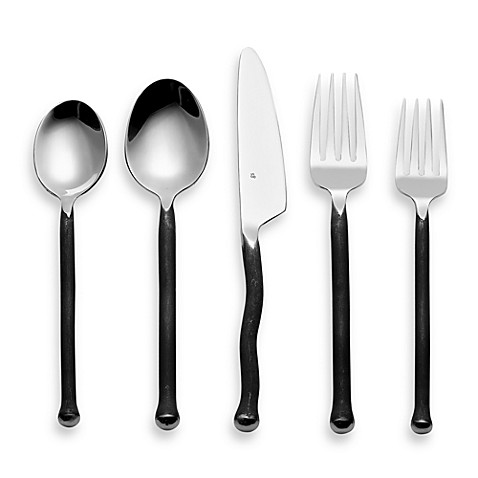 Gourmet settings montana 20 piece flatware set - Gourmet settings silverware ...
