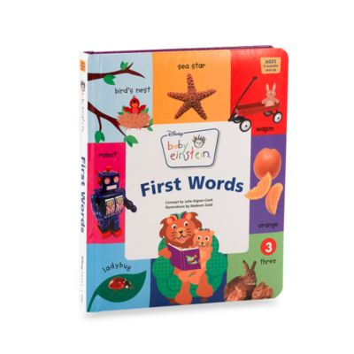 Baby Einstein® First Words Book