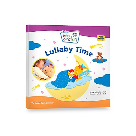 Baby einstein lullaby time book quot is not available for sale online