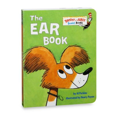 The Ear Book Board Book