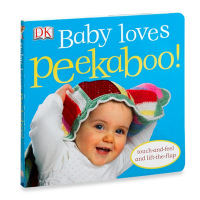 Books > Baby Loves Peekaboo! Touch-and-Feel Lift-the Flap Board Book