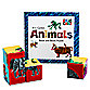 Eric Carle Animals Book and Block Puzzle