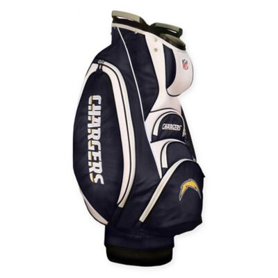 NFL San Diego Chargers Victory Golf Cart Bag