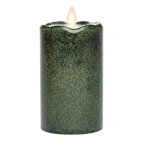 Mirage 174 Flickering Flame Led Pillar Candle Bed Bath Amp Beyond