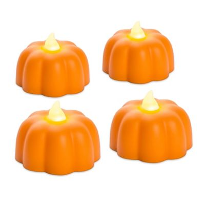 Flameless LED Tealights Flameless Candles