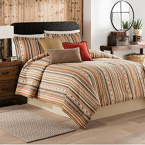 Buy Sedona Wyoming California King Comforter Set From Bed