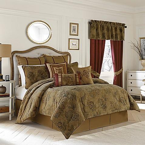 Croscill 174 Milana Comforter Set Www Bedbathandbeyond Com