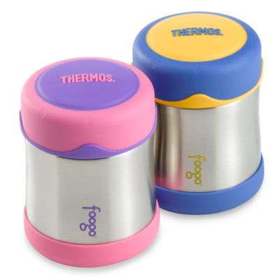 Thermos® Foogo® 10-Ounce Leak-Proof Food Jar in Pink