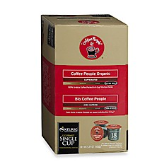 K-Cup® Coffee People Organic Coffee for Keurig® Brewers