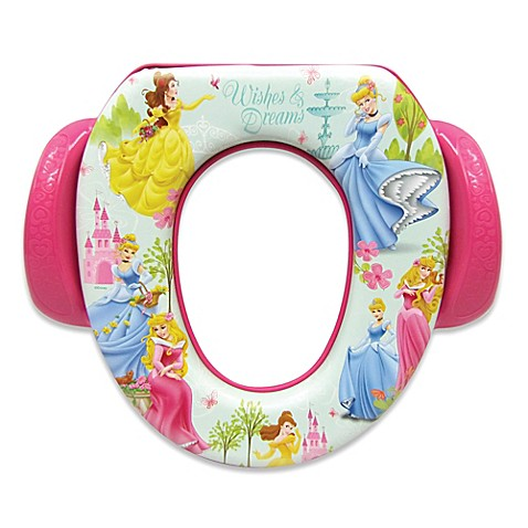 Ginsey Disney® Princesses Soft Potty Seat