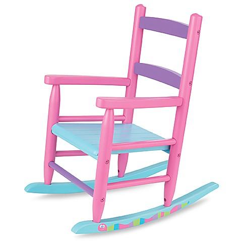 Kidkraft Caterpillar Rocking Chair Pink Bed Bath Beyond