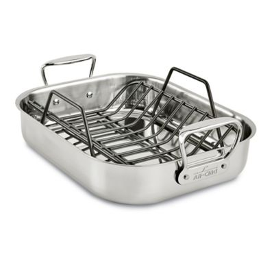 Buy Calphalon 174 Nonstick Small Roaster Rack From Bed Bath