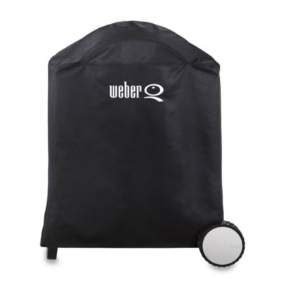 Weber® Q® Premium Vinyl Grill Cover for the Weber® Q® 200 and Weber® Q® 220