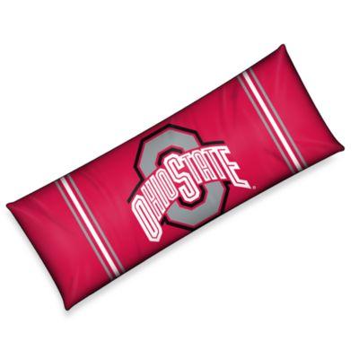 Collegiate Body Pillowcase - Ohio State