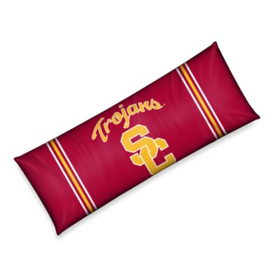 Collegiate Body Pillowcase - University of Southern California