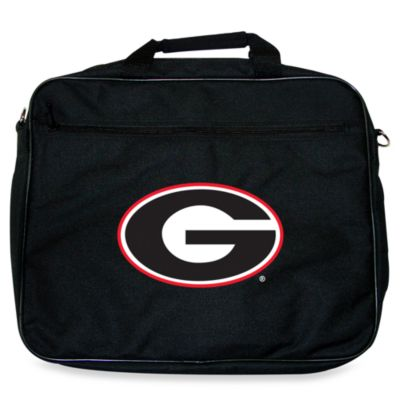 Collegiate Laptop Bag - University of Georgia