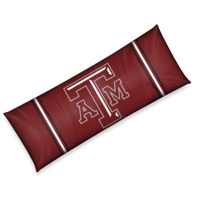 Collegiate Body Pillowcase - Texas A&M University