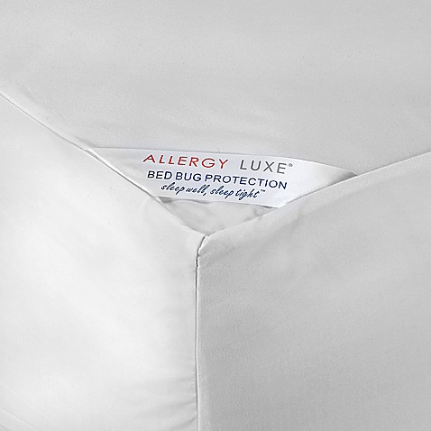 Allergy Luxe® Twin Extra Long Bed Bug Mattress Protector