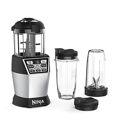 Bed Bath And Beyond Nutri Ninja With Nutri Bowl Duo