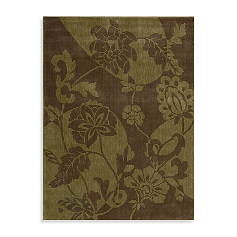 "Somerset Brown 36"" x 60"" Accent Rug"