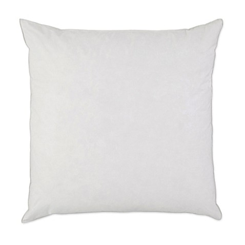 martex european pillow insert bed bath beyond With bed bath and beyond euro pillow insert