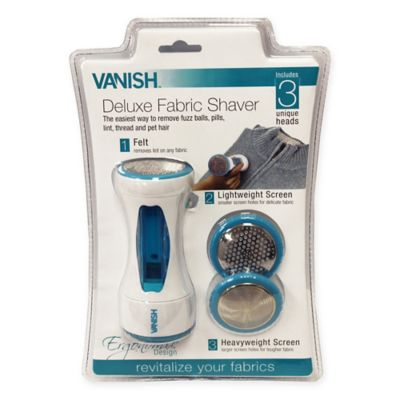 Evercare Giant Blue Fabric Shaver Review 20