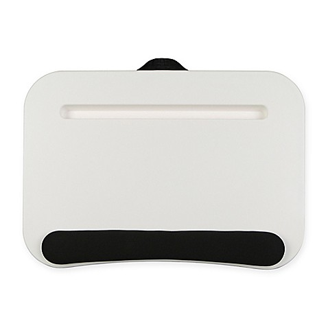 Buy Media Lap Desk In White From Bed Bath Amp Beyond