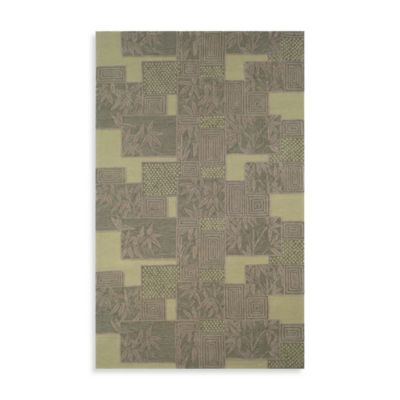 Box Rug by Tommy Bahama in Kiwi