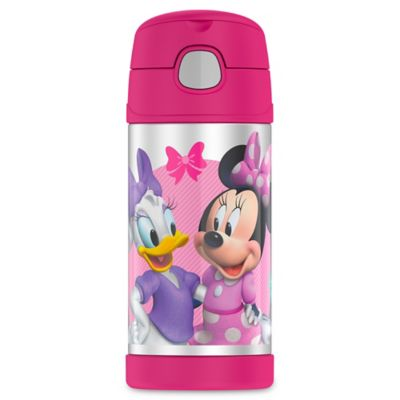 Thermos® Funtainer™ 12-Ounce Minnie Mouse Beverage Bottle