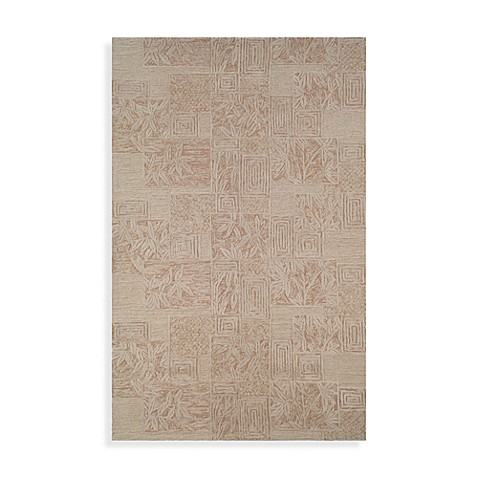 Box Neutral 8' x 10' Room Size Rug by Tommy Bahama