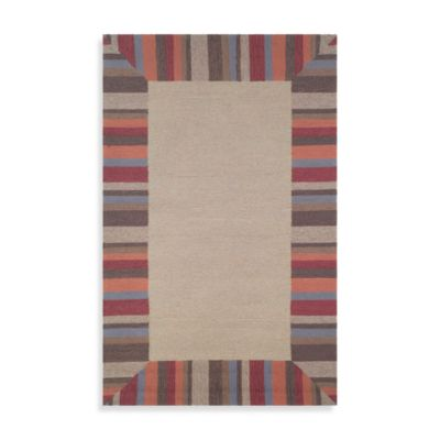 Beach Comber Tobacco Rug by Tommy Bahama