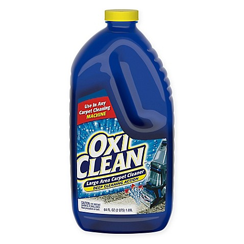 Oxiclean 64 Oz Carpet Cleaning Solution Www