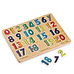Melissa and Doug® Numbers Sound Puzzle