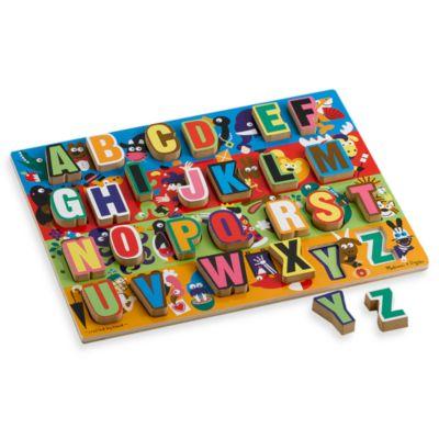 Melissa and Doug® Jumbo ABC Chunky Puzzle