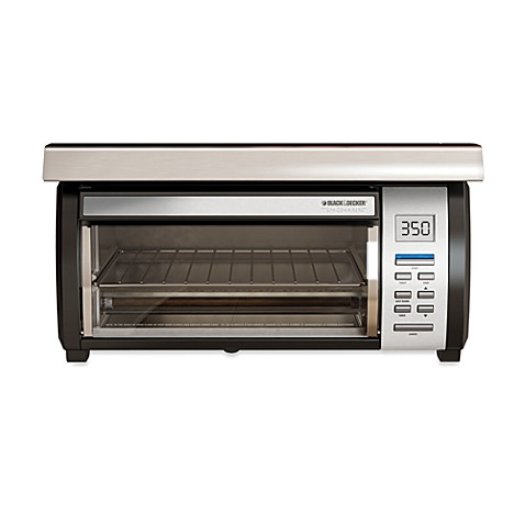 Black And Decker 174 Spacemaker Toaster Oven Bed Bath Amp Beyond