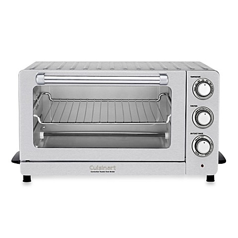 Cuisinart® Toaster Oven Broiler with Convection - BedBathandBeyond.com
