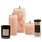 Maison Honeysuckle 3 1/2-Inch x 3 1/2-Inch Pillar Candle