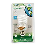 Feit Electric CFL Light Bulb 60-watt Mini Twist Ecobulb Plus