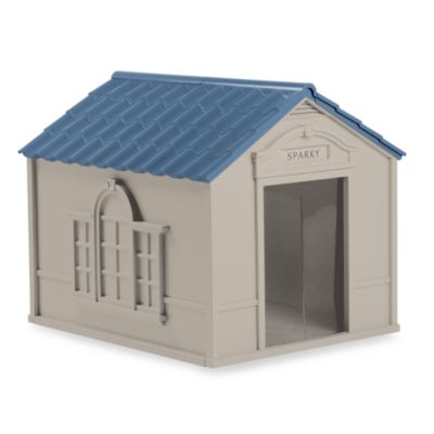 Suncast® Large Deluxe Dog House