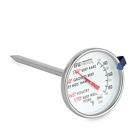 Trutemp 174 Meat Cooking Thermometer Www Bedbathandbeyond Com