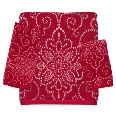 Buy Holiday Bath Towel From Bed Bath Beyond