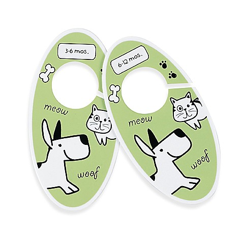 Furry Friend Closet Dividers