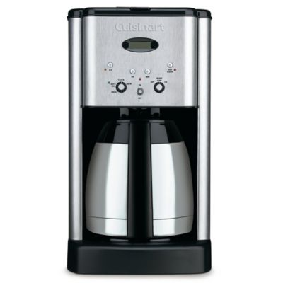Cuisinart Coffee Maker Keeps Blinking Clean : Buy Cuisinart Brew Central 10-Cup Thermal Coffee Maker from Bed Bath & Beyond