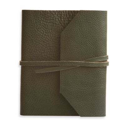 Leather Journal Gift